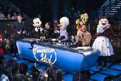 Ratings: ABC Waltzes to an Easy Easter Sunday Win With Disney Night on 'American Idol'