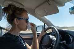 The hay fever drugs that could land you with a driving ban