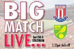 Stoke City matchday LIVE! Waiting game for teen Collins, pundits rule on Potters' chances