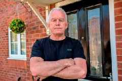 Builder's 'dream' new home turns into nightmare as leafy suburb house 'ruins his life'