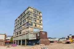 Tallest building on Freeman Street to be demolished this week as fears grow for safety on 'dangerous site'