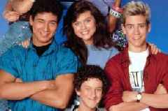 Saved By the Bell cast show how they've changed since the show was on air
