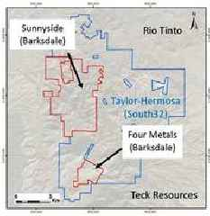 Barksdale Completes First Option Payment On Four Metals