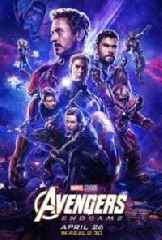 Avengers: Endgame - cast: Scarlett Johansson, Robert Downey Jr., Chris Hemsworth, Brie Larson, Chris Evans, Mark Ruffalo, Paul Rudd, Jeremy Renner, Elizabeth Olsen, Chadwick Boseman, Tom Holland, Josh Brolin, Evangeline Lilly, Gwyneth Paltrow, Zoe Sald