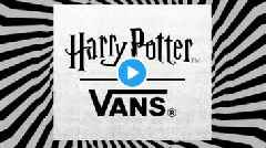 Take My Galleons: Vans Teases Harry Potter-Themed Merch