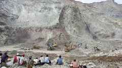 More Than 50 Feared Dead In Collapse At Myanmar Jade Mine