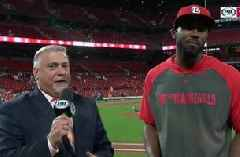 Fowler: 'I've been in the trenches … Feels good to have a night like this'
