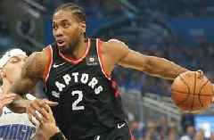 Cris Carter believes Kawhi gives Raptors the edge over 76ers in 2nd round of the NBA playoffs