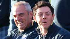 Irish Open: Rory McIlroy no-show 'a sign of the times' says host Paul McGinley
