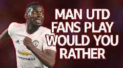 Would Manchester United fans prefer Manchester City or Liverpool to win the Premier League?