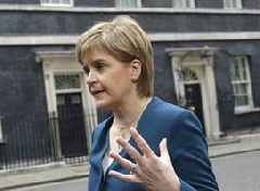 Nicola Sturgeon calls for Scottish independence referendum within two years