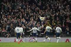How Tottenham's win has affected the top-four race with Arsenal, Chelsea and Manchester United