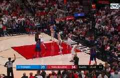 HIGHLIGHTS: Paul George Shoots the Fadeaway shot