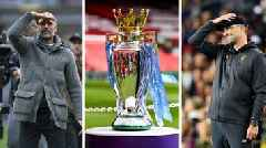 Premier League title race: What would need to happen for a Man City v Liverpool play-off?