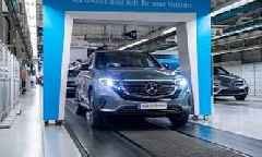 Mercedes-Benz EQC Begins Production as Cheapest Premium Electric SUV Available