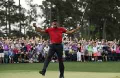 Woods brings buzz to golf and to the PGA Championship