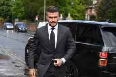 David Beckham given driving ban for using mobile phone behind the wheel