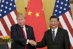 Trump says China trade deal is possible as tariff hike nears