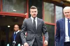 David Beckham banned from driving for six months after using phone at wheel of £100k Bentley