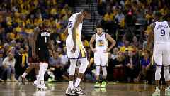 Warriors Odds to Win NBA Finals Drops After Kevin Durant Injury