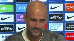 Pep Guardiola: It's a 'dream' to be competing for the Premier League
