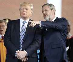 Was Trump And Falwell's 'Two Extra Years As President' An Overton Window Ploy?