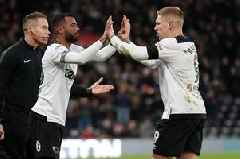 Interesting Martyn Waghorn and Ashley Cole injury news ahead of Derby County's trip to Leeds