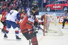Great Britain lose 8-0 to 'best team in the world' Canada at World Championships