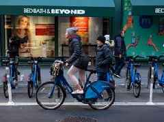 Lyft's electric Citi Bikes in New York will be offline until at the fall (LYFT)