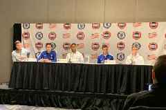 Chelsea press conference: Every word on New England Revolution, Reece James & the Europa League