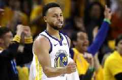 Cris Carter was impressed with Steph Curry's performance in Warriors' Game 1 win over Blazers