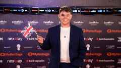 Eurovision 2019: UK entry Michael Rice says it's about time we had a decent song