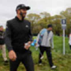 Golf: Major misses miff Dustin Johnson