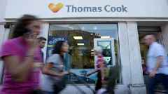 Thomas Cook says Brexit hitting holiday plans