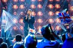 UK Eurovision hopeful Michael Rice on prospect of getting dreaded 'nul points'