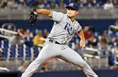 Anthony Bemboom's first big league hit leads Rays to shutout win in Miami
