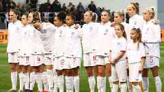 England Confirm Lionesses Squad Numbers for Women's World Cup in France
