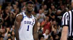 Zion Williamson's Stepfather Says Former Duke Star Won't Return to College After Pelicans Won Lottery