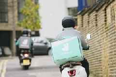 Amazon targets Uber Eats with Deliveroo investment