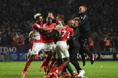 Jubilant scenes at The Valley as Charlton Athletic set up Wembley date with Sunderland