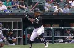 Leury Garcia leads game off with solo shot as White Sox top Blue Jays