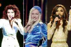 Eurovision's 9 Most Famous and Bizarre Moments, From ABBA to Russian Grandmas (Videos)