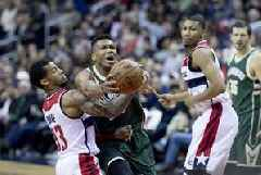 Bucks rout Raptors to take 2-0 Eastern Conference finals lead
