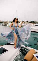 Cannes 2019 Photos: Kangana Ranaut's pictures on a yacht are ruling the internet