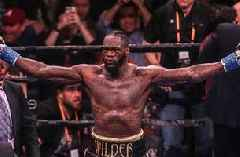 Watch Deontay Wilder's 1st round knockout vs Dominic Breazeale