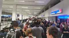 Manchester Airport: Flight cancellations and delays amid fuel problem