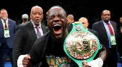 Deontay Wilder KOs Dominic Breazeale to Make His Case for Best Heavyweight. Now He Must Prove It.