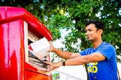 Royal Mail to roll out UK's first ever parcel postboxes in Nottingham