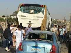 Egyptian Security Forces Kill 12 Suspected Terrorists After Bus Bombing