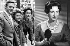 Nan Winton dies aged 93 as tributes for BBC's first female TV newsreader flood in